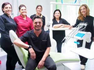 Staff dello Studio Dentistico Dott. Giovanni Salvetti - Studio Dentistico a Marina di Carrara