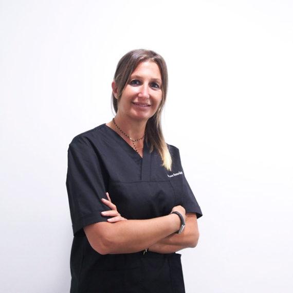 Benedetta Nottoli odontoiatra dello Studio Dentistico Dott. Giovanni Salvetti - Studio Dentistico a Marina di Carrara