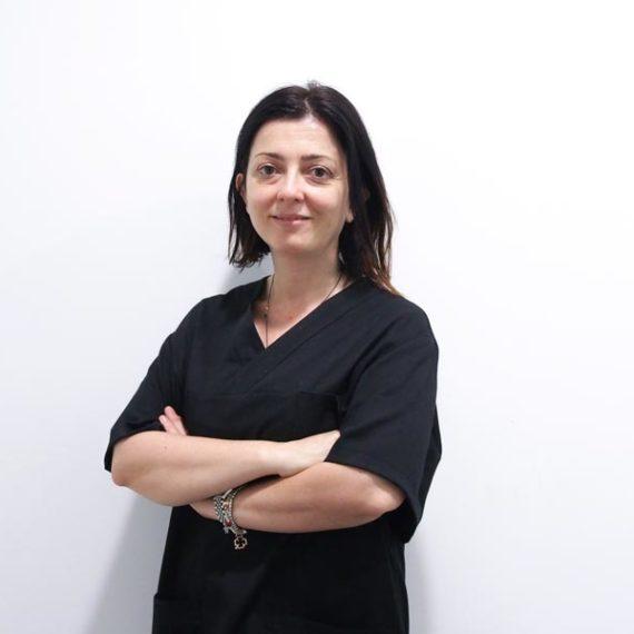 Debora Bonfigli odontoiatra ortodontista dello Studio Dentistico Dott. Giovanni Salvetti - Studio Dentistico a Marina di Carrara